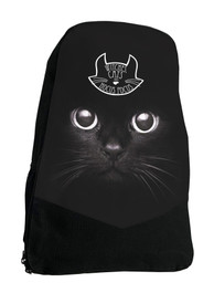Hocus Pocus Cat Darkside Witch Gothic Backpack Laptop Bag