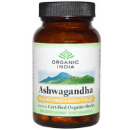 Ashwagandha:  Ashwagandha is a natural source of energy & vitality. Being a powerful adaptogen, Ashwagandha allows the body to successfully adapt to stress, including mental, physical, emotional & environmental. Ashwagandha builds stamina (well-noted for male sexual endurance) and supports adrenal health. Ashwagandha soothes the nervous system and supports restful sleep.