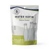 Dehydrated Water Kefir grains