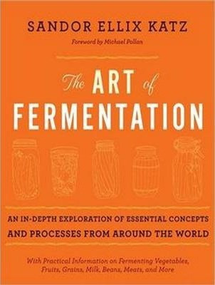 Winner of the 2013 James Beard Foundation Book Award for Reference and Scholarship, and a New York Times bestseller, The Art of Fermentation is the most comprehensive guide to do-it-yourself home fermentation ever published. Sandor Katz presents the concepts and processes behind fermentation in ways that are simple enough to guide a reader through their