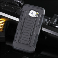 Samsung Galaxy SS Military Style Tough Defender Case with Optional Holster - 1