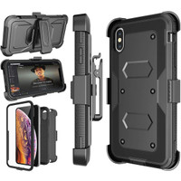 """Apple iPhone 6 / 6S 4.7"""" Military Style Defender Case with Optional Holster"""