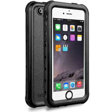 Apple iPhone 5 5S SE Waterproof Dirtproof Heavy Duty Case - Black - 1