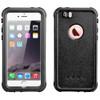 Apple iPhone 5 5S SE Waterproof Dirtproof Heavy Duty Case - Black - 4