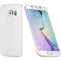 Clear Samsung Galaxy S6 Ultra Slim TPU Gel Case