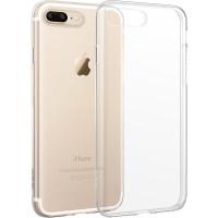 Apple iPhone 7 Ultra Slim Gel Case TPU Soft Skin - Clear - 1