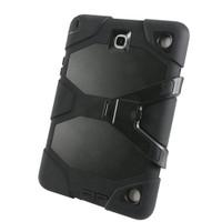 Samsung Galaxy Tab A 9.7 Black Military Armor Protective Case - 1