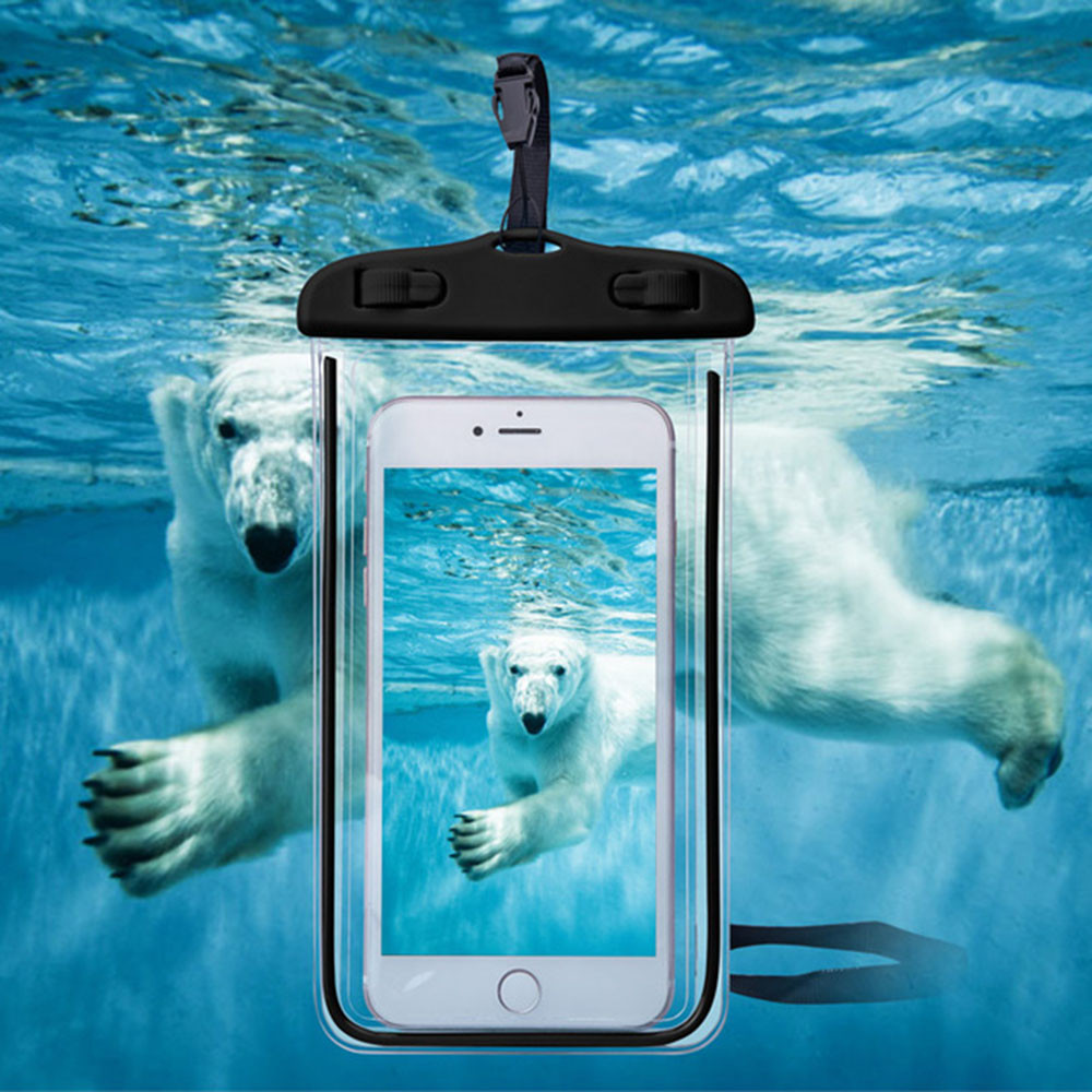 best website c5f57 997e1 Waterproof Bag Pouch Dry Case For Samsung Galaxy S5 S6 Edge S7 S8