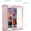 Rose Gold iPhone 8 Full Body Coverage 360 Degree Protection Case - 3