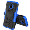 Blue Galaxy J2 Pro (2018) Heavy Duty Defender Case with Built-In Stand - 2