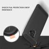 Black Samsung Galaxy S9 Slim Armor Carbon Fibre Case Cover - 5