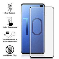 5D Full Cover Tempered Glass Screen Protector For Samsung Galaxy S10E - 2