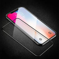 5D Full Cover Tempered Glass Screen Protector For iPhone XS Max - 1