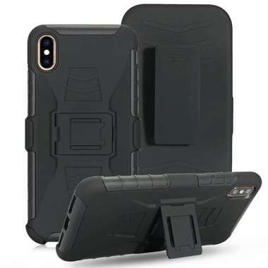 Apple iPhone XS Max Military Future Armor Shock Proof Case - 1