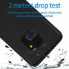 Black Samsung Galaxy S9 Water Resistant Full Body TPU Gel Case - 6