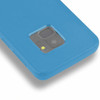 Blue Water Resistant Full Body TPU Gel Case For Samsung Galaxy S9 - 4