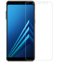 Tempered Glass Screen Protector For Samsung Galaxy A8 (2018) - 1