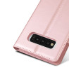 Rose Gold Hanman Wallet Case For Samsung Galaxy S10 5G - 5