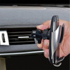 Automatic Clamping Qi Wireless Car Charger Mount Holder  - 4