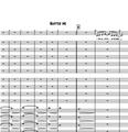Jazz Band - Shatter Me - Sheet Music