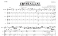 String Orchestra - Crystallize w/ KARAOKE Play-Along Track - Sheet Music