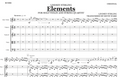 String Orchestra - Elements w/ KARAOKE Play-Along Track - Sheet Music