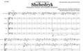 String Orchestra - Shchedryk (Carol of the Bells) w/ KARAOKE Play-Along Track - Sheet Music