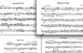 Cello Brave Enough Album - Sheet Music Package