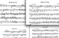Cello Brave Enough Album - Sheet Music Package