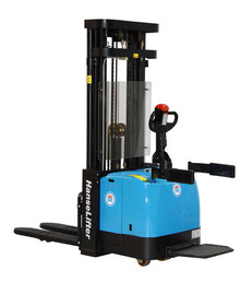 Electric Pallet Stacker lifting up to 1400kg - 4m A/C- E-DHS14