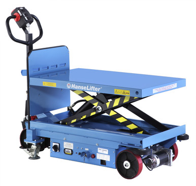 Mobile Electric Lift Table