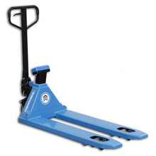 HanseLifter WH-D2000 : 2000kg Weigh Scale Pallet Truck with printer