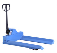 Reel Carrying Pallet Truck 400mm-600mm Diameter Reels