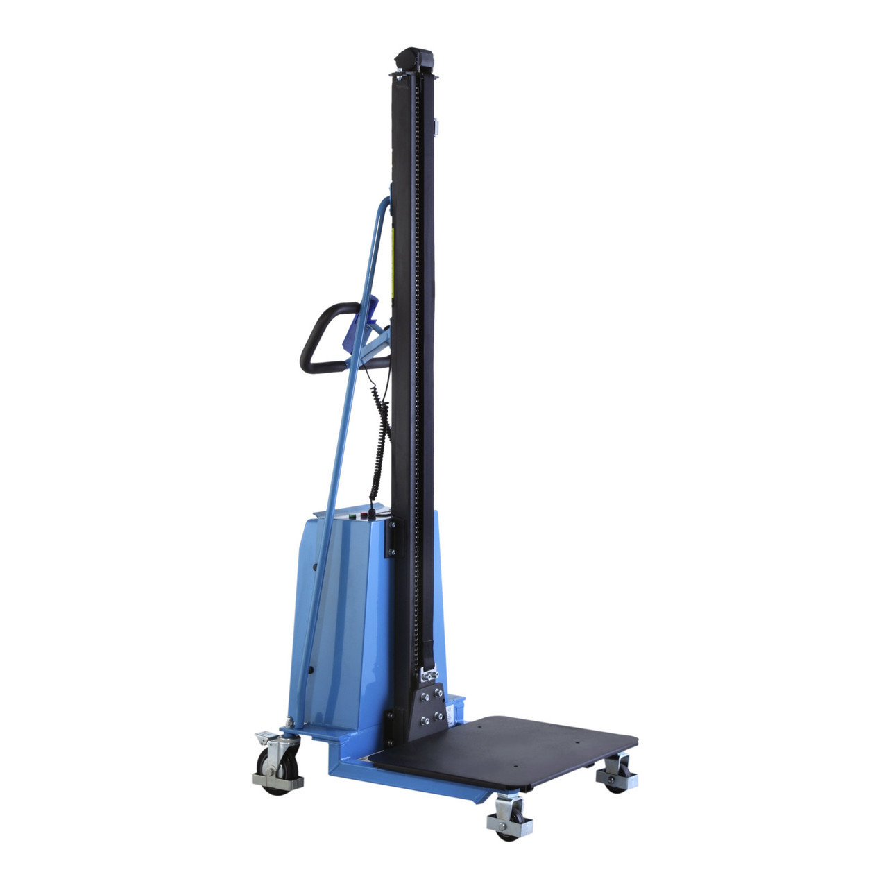 2 Ton Walk Behind Pallet Stacker Electric Forklift Price 1: HanseLifter E-MES250-19 : 250kg