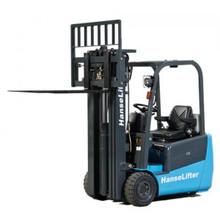 HanseLifter HL3ES 3 Wheel Electric Forklift Truck