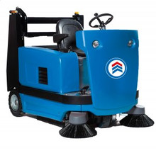 HanseLifter Twin-Top TTE1300 - Ride on Sweeper - Electric