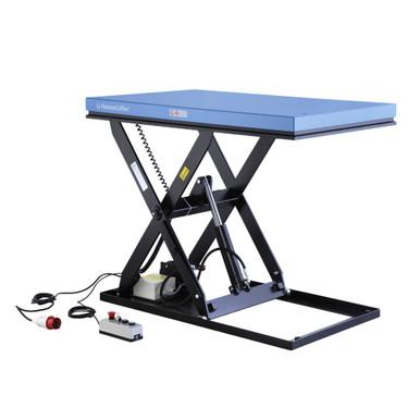 HanseLifter 1000kg Electric Scissor Lift Table 230V Single Phase