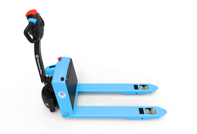 1500kg Lightweight Fully Electric Pallet Truck
