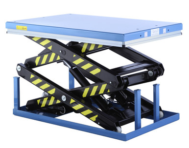 230V Powered Electric Scissor Lift
