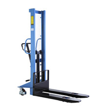 HanseLifter SDJ1012 : 1000kg - 1.2m Manual Pallet Stacker