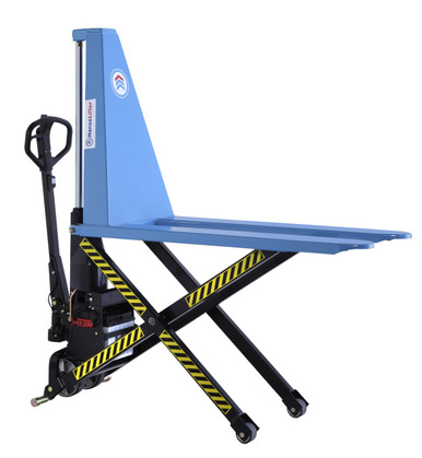 1000kg Semi Electric Scissor Lift Pallet Truck