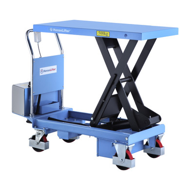 Electric Mobile Scissor Lift