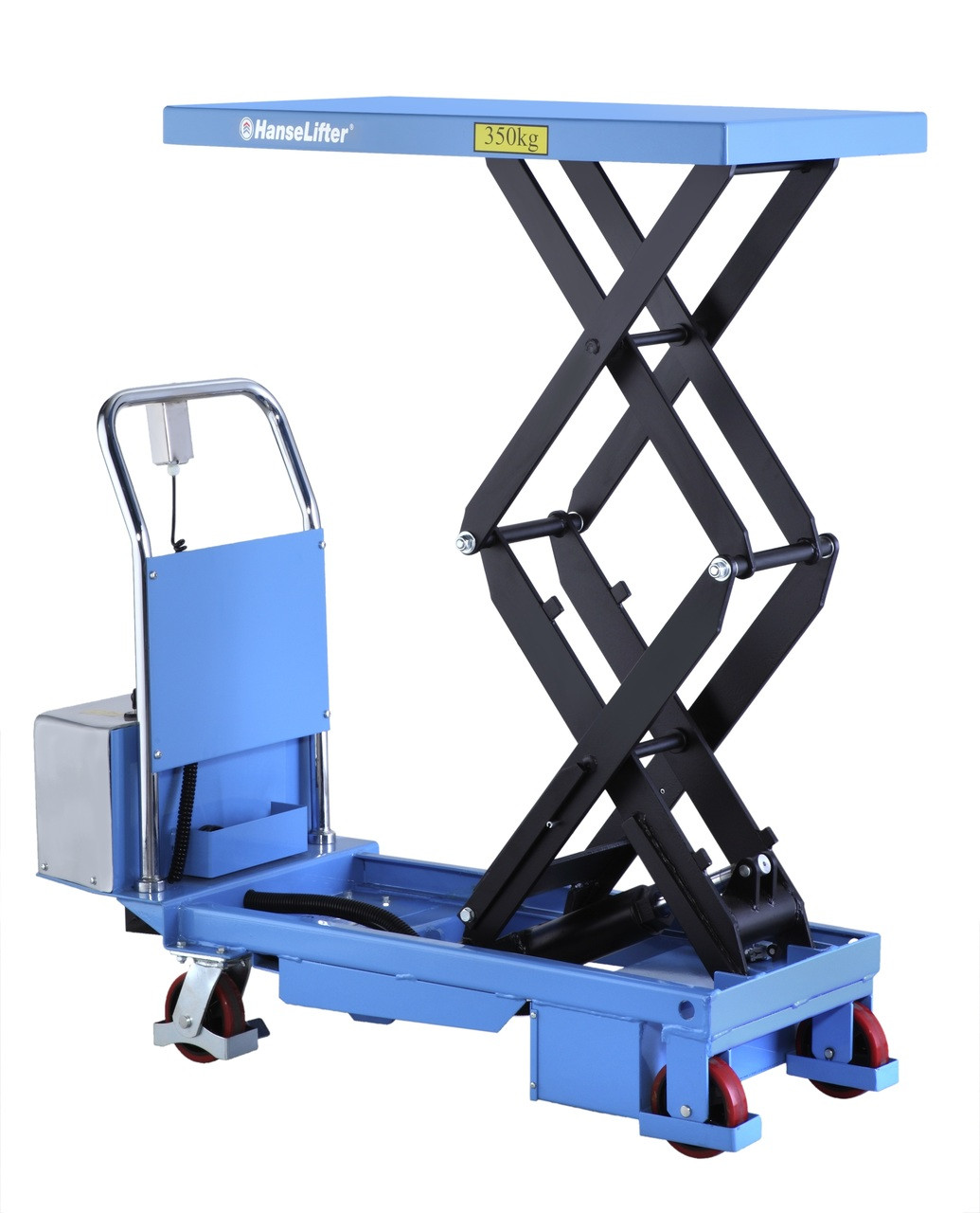 Semi-Electric Lift Table lifting up to 350kg - ETFD35