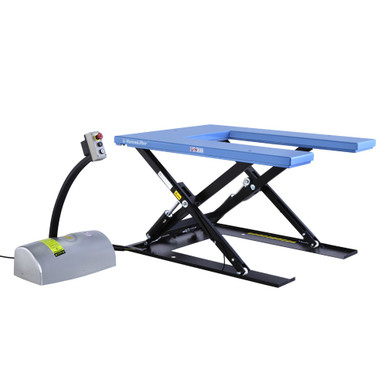 HanseLifter U Shaped Electric Scissor Lift Table