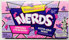 Nerds strawberry grape