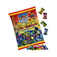 TNT super sour chews