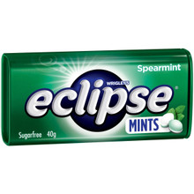 eclipse mints 40g spearmint