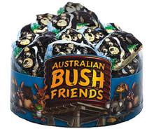 tassie bush friends chocolate