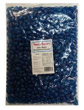 jelly beans dark blue sweet treats