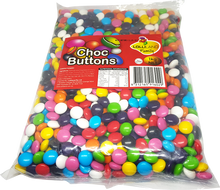 Mixed chocolate buttons 1kg